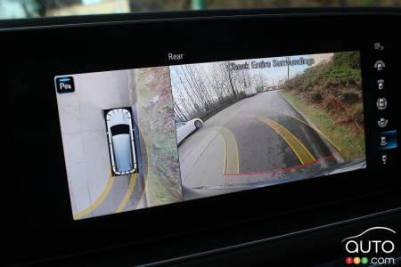 2020 Mercedes-Benz GLS 450, backup camera