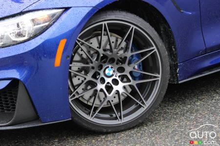 2020 BMW M4 Cabriolet, wheel