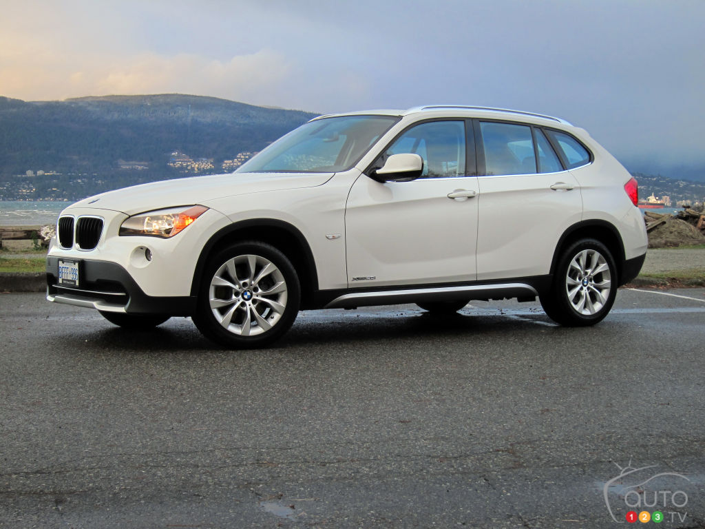 bmw x1 xdrive28i 2012 actualit s automobile auto123. Black Bedroom Furniture Sets. Home Design Ideas