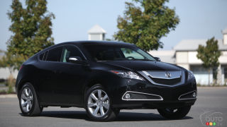 2012 Acura ZDX Tech Review