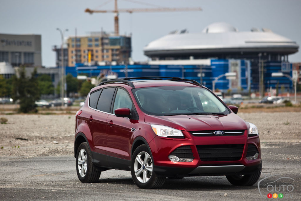 2013 ford escape se 4wd car reviews auto123. Cars Review. Best American Auto & Cars Review