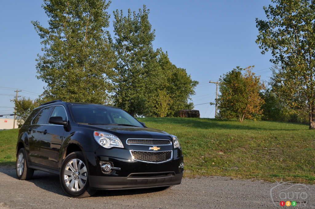 2012 chevrolet equinox 1lt car reviews auto123. Black Bedroom Furniture Sets. Home Design Ideas
