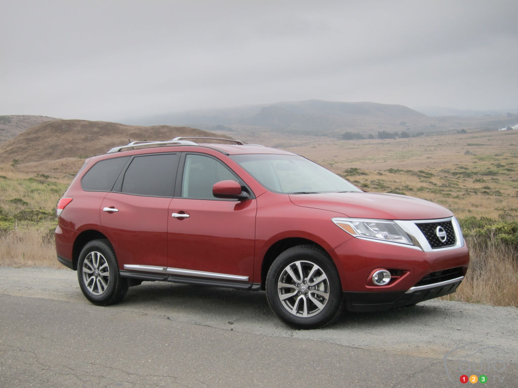 2013 Nissan Pathfinder First Impressions