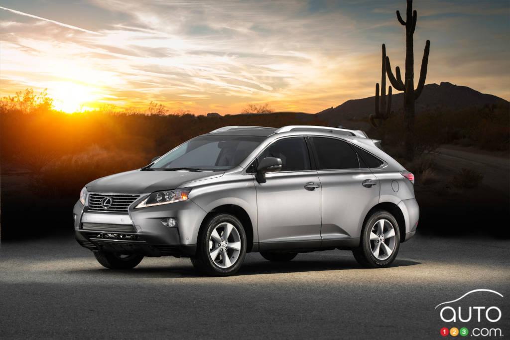2013 Lexus RX 350 Premium | Car Reviews | Auto123