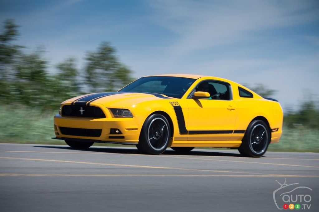 ford mustang boss 302 2013 essai routier essai routier essais routiers auto123. Black Bedroom Furniture Sets. Home Design Ideas