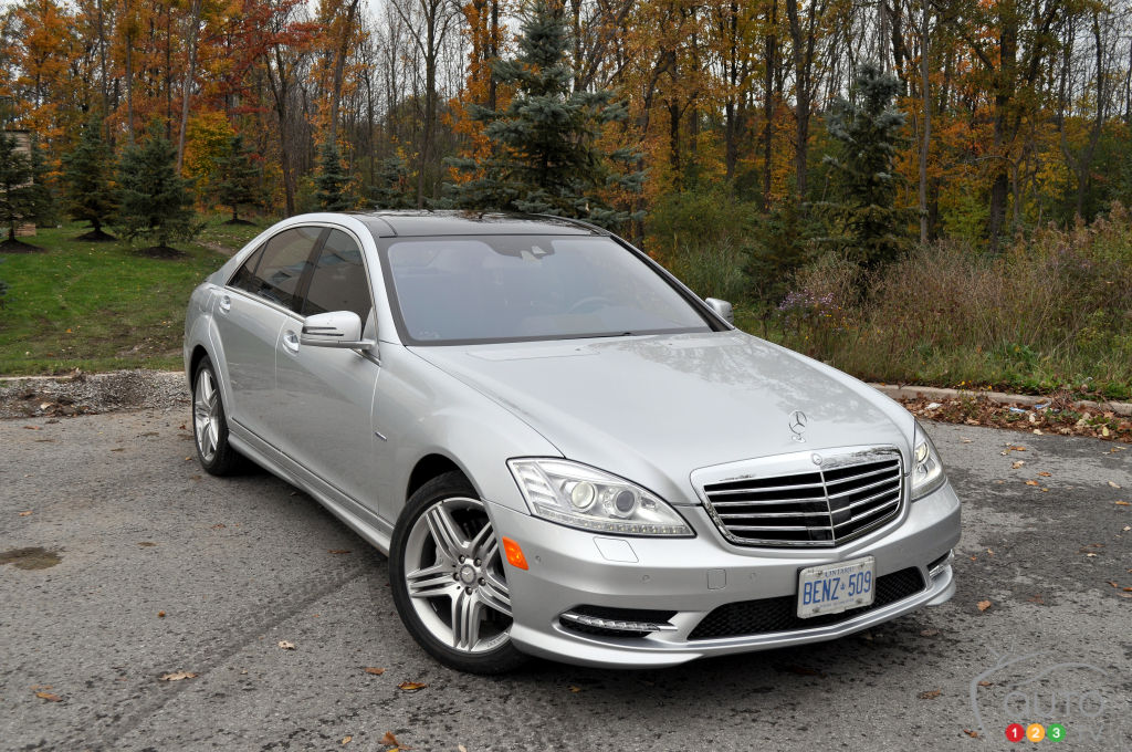 2012 mercedes benz s 350 bluetec 4matic car news auto123 for 2012 mercedes benz e550 coupe review