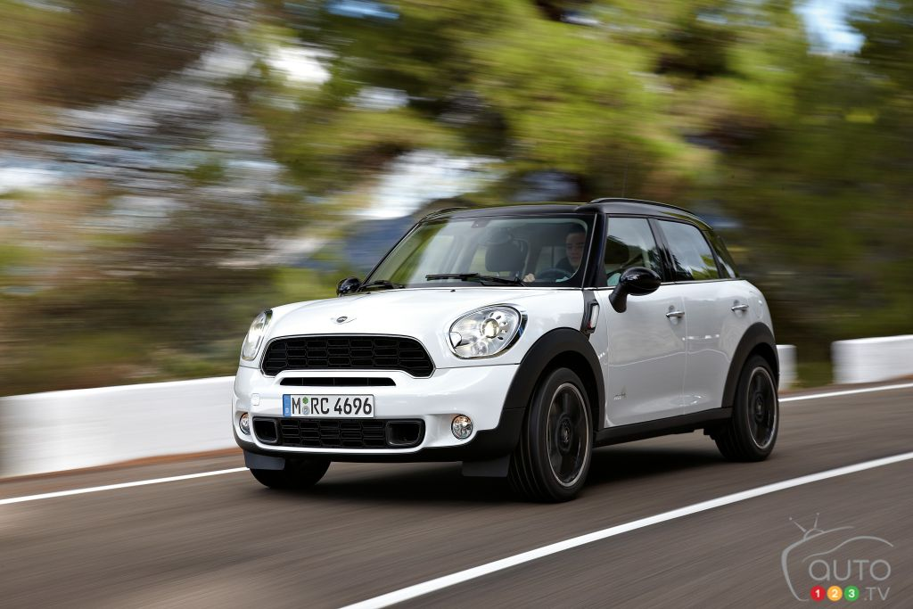 mini cooper s countryman all4 2012 essais routiers auto123. Black Bedroom Furniture Sets. Home Design Ideas