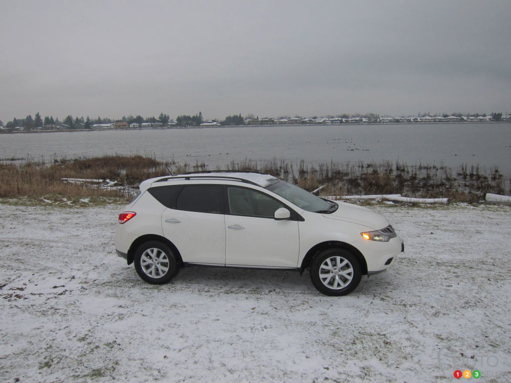 2012 Nissan Murano SL Review