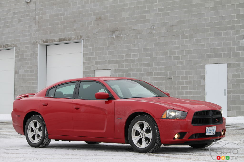2012 Dodge Charger Se >> Dodge Charger R/T 2012 | Essais routiers | Auto123