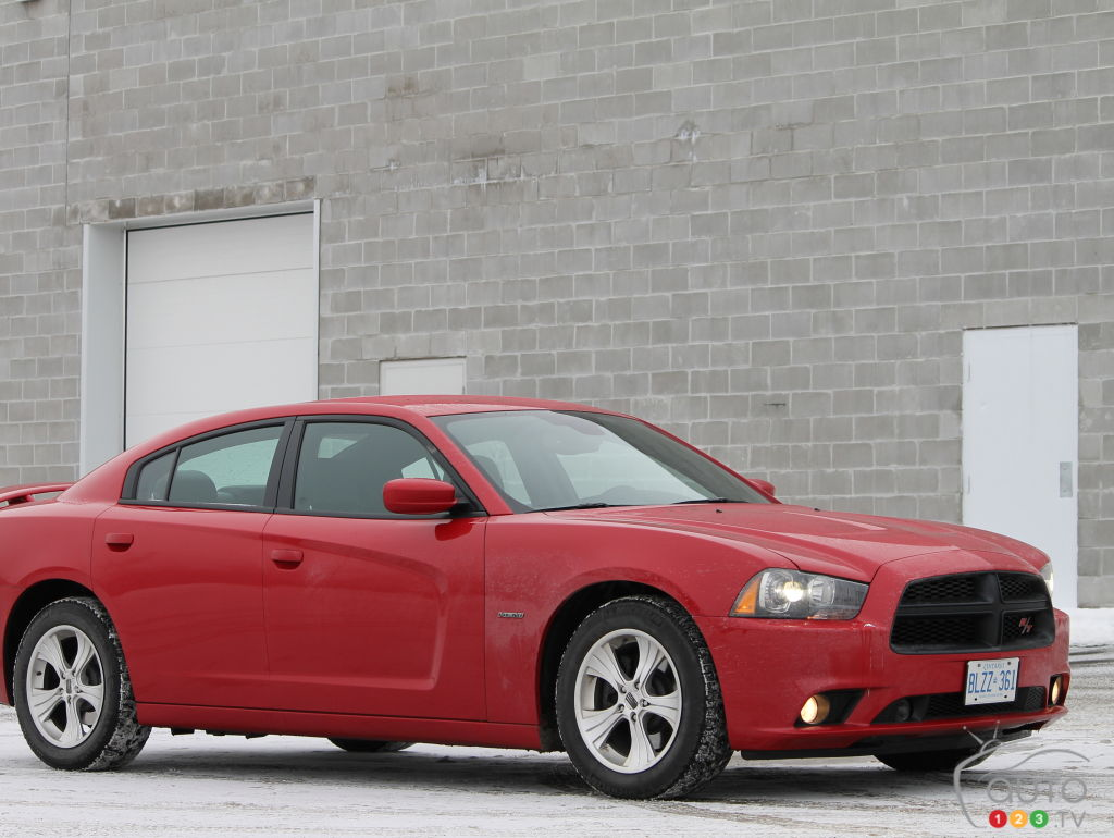 Dodge Charger R/T 2012 : essai routier