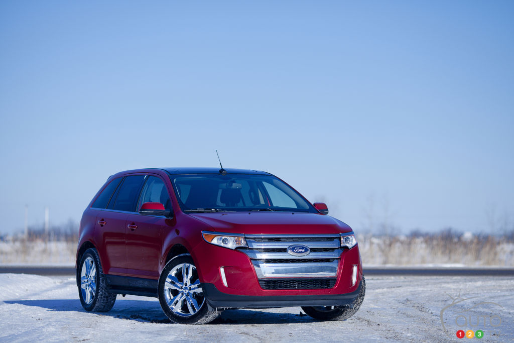 ford edge limited ecoboost 2012 actualit s automobile auto123. Black Bedroom Furniture Sets. Home Design Ideas