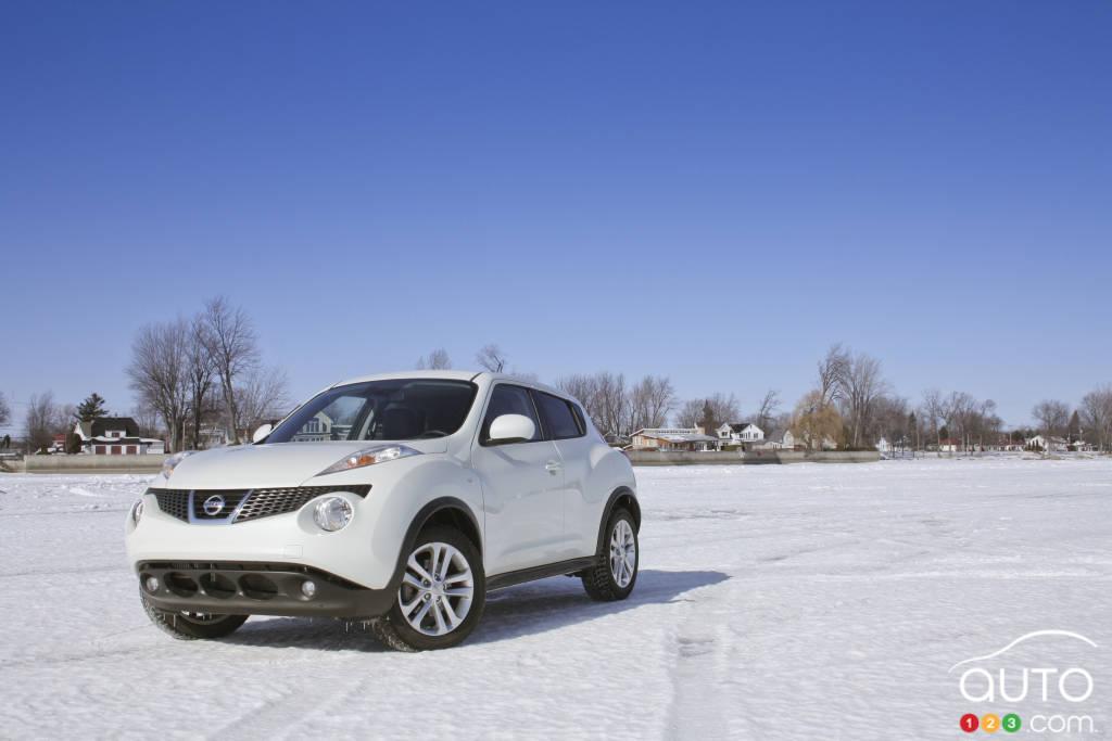2012 Nissan Juke Sl Awd Car News Auto123
