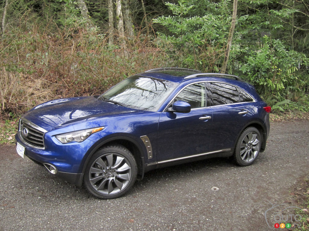 Postal Vehicles For Sale >> 2012 Infiniti FX35 Limited Edition | Car Reviews | Auto123