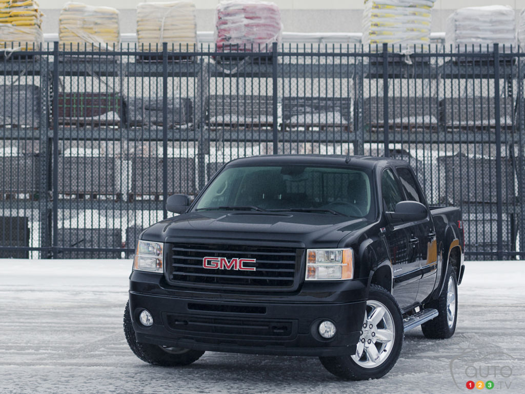 2012 GMC Sierra 1500 Crew Cab 4x4 All Terrain Review