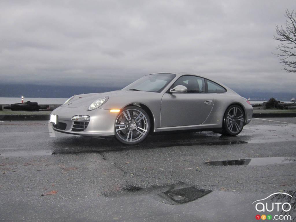 2012 porsche 911 carrera 4 car reviews auto123. Black Bedroom Furniture Sets. Home Design Ideas