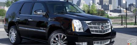 2012 Slp Cadillac Escalade Supercharged Sport Edition Car News Auto123