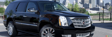 2012 Slp Cadillac Escalade Supercharged Sport Edition