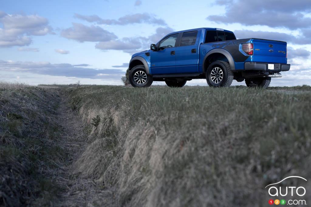 2012 Ford F 150 SVT Raptor SuperCrew Car News