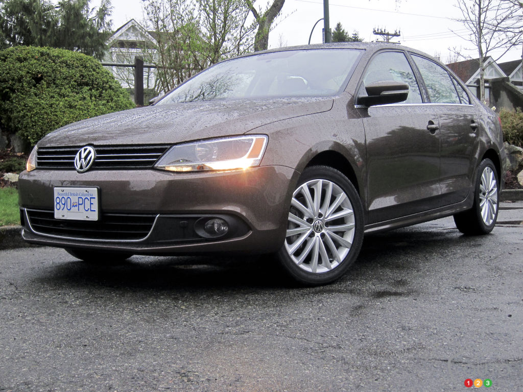 2012 volkswagen jetta tdi 2 0l highline car reviews. Black Bedroom Furniture Sets. Home Design Ideas