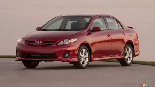 2013 Toyota Corolla LE Review