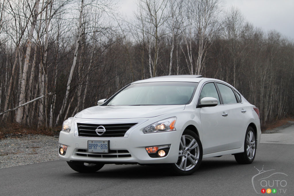 2013 Nissan Altima For Sale >> 2013 Nissan Altima 3.5 SL | Car News | Auto123