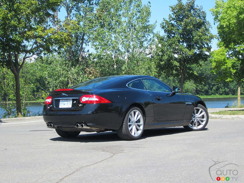 Superior 2014 Jaguar XKR Review Editoru0027s Review | Car Reviews | Auto123