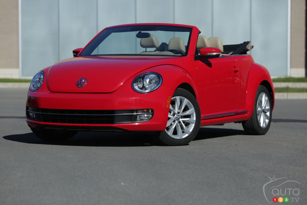 2013 Volkswagen Beetle Convertible Review Editor S Review Car Reviews Auto123