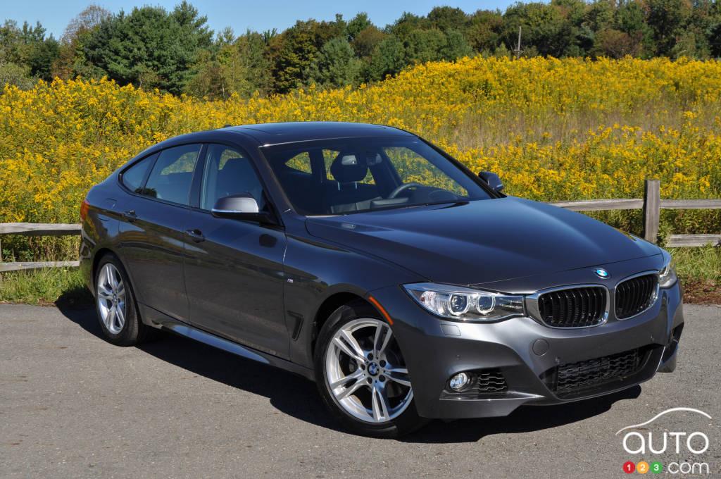 BMW I XDrive GT Car Reviews Auto - Bmw 328i gt