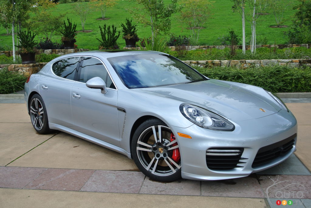 porsche panamera 2014 actualit s automobile auto123. Black Bedroom Furniture Sets. Home Design Ideas