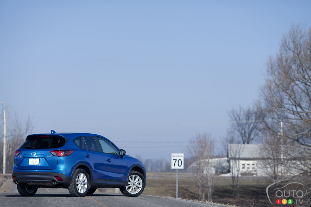 2014 Mazda Cx 5 Gt Review Editor S Review Car Reviews Auto123