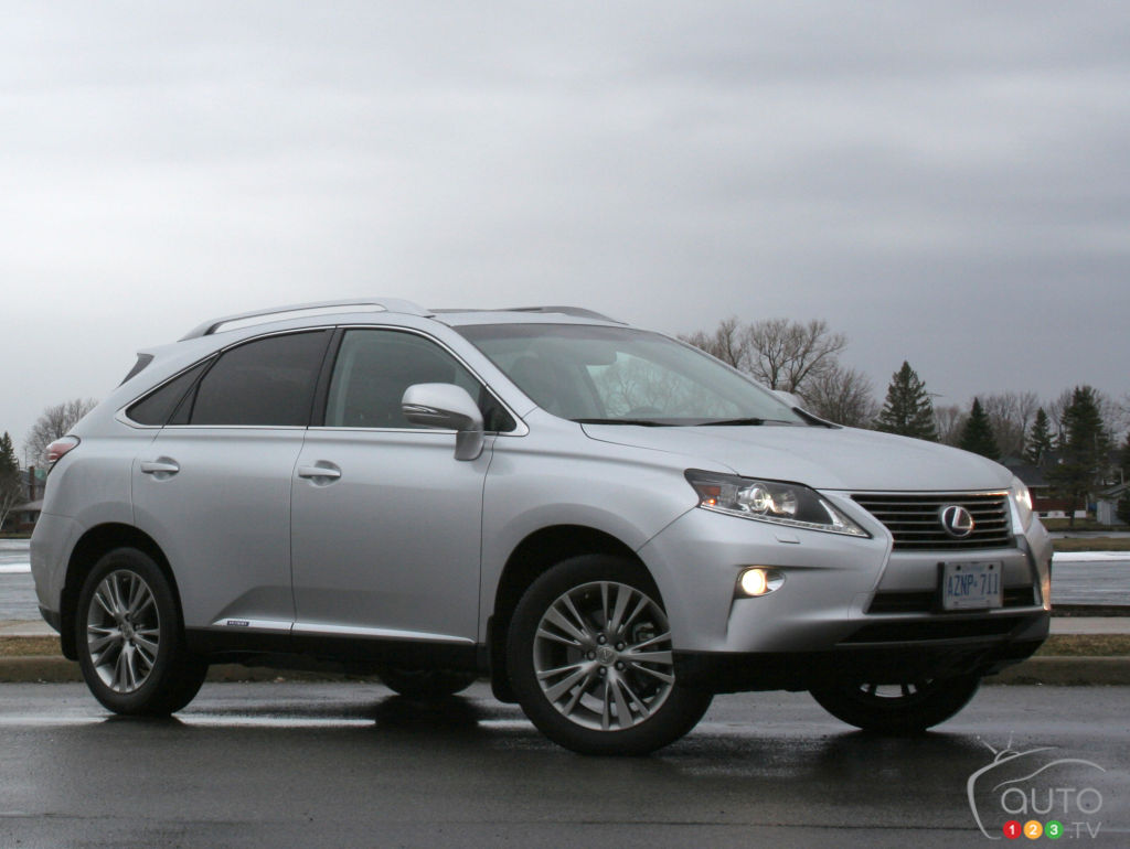 essais sur la lexus rx 2013 par des experts de l 39 industrie auto123. Black Bedroom Furniture Sets. Home Design Ideas