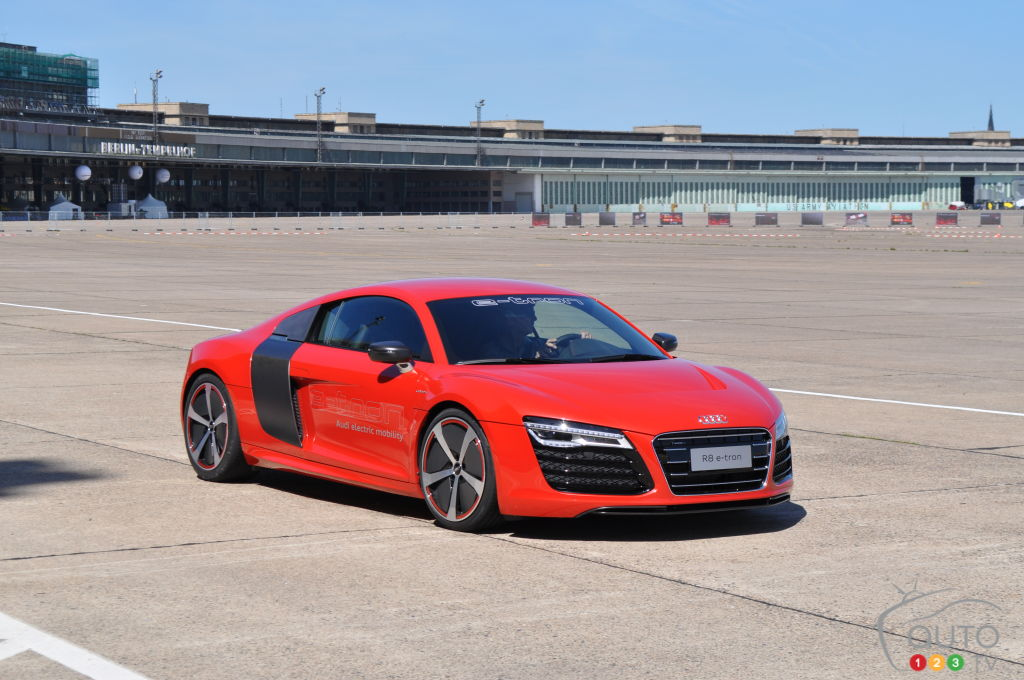 Audi R Etron Car Reviews Auto - Audi r8 etron
