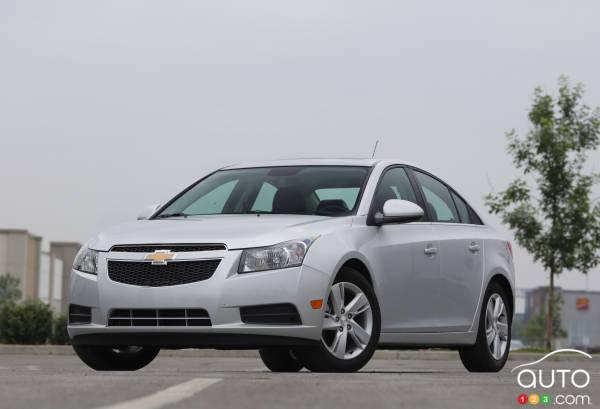 2014 Chevrolet Cruze Clean Turbo Diesel Review