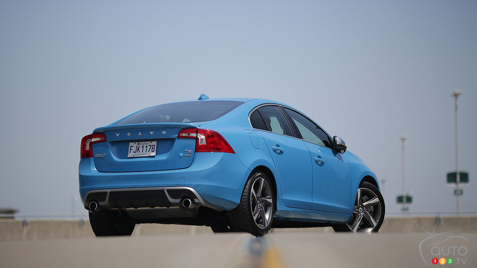 Best Awd Sports Cars >> 2013 Volvo S60 T6 R-Design Polestar | Car Reviews | Auto123