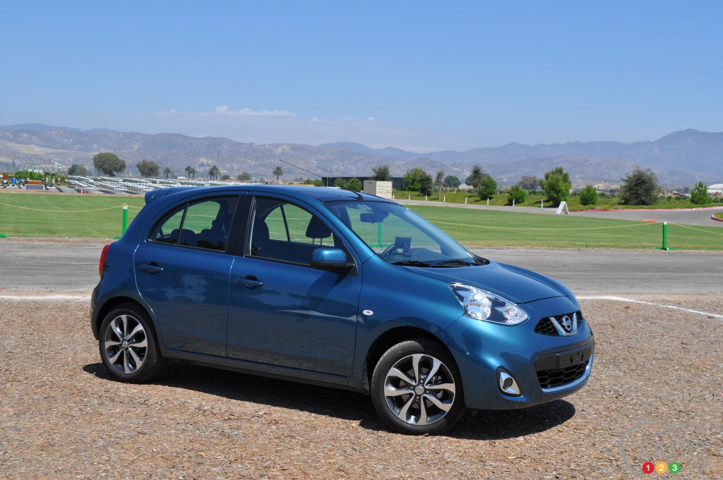 North Point Nissan >> 2014 Nissan Micra | Car Reviews | Auto123