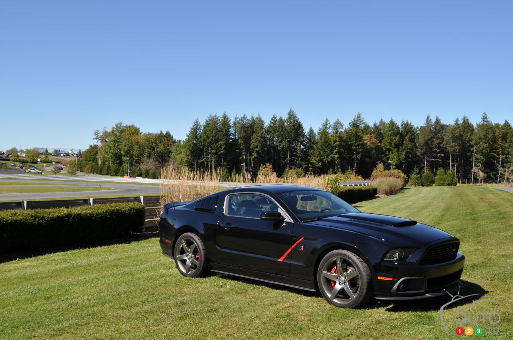 2014 ford mustang roush stage 3 car reviews auto123. Black Bedroom Furniture Sets. Home Design Ideas
