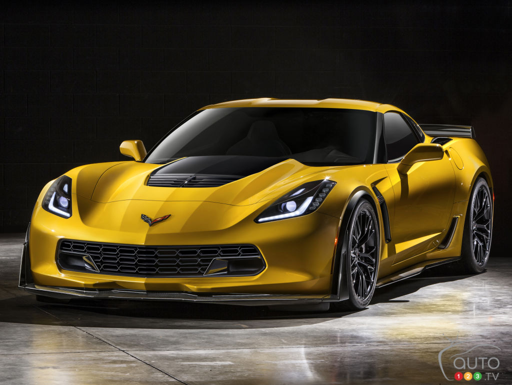 2015 Chevrolet Corvette Z06 Preview