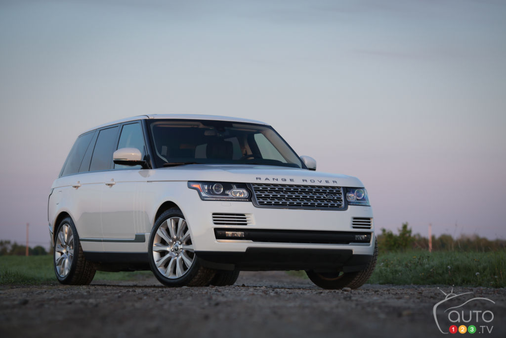 2014 Range Rover Sport For Sale >> Land Rover recalls nearly 3,000 late-model SUVs in Canada ...