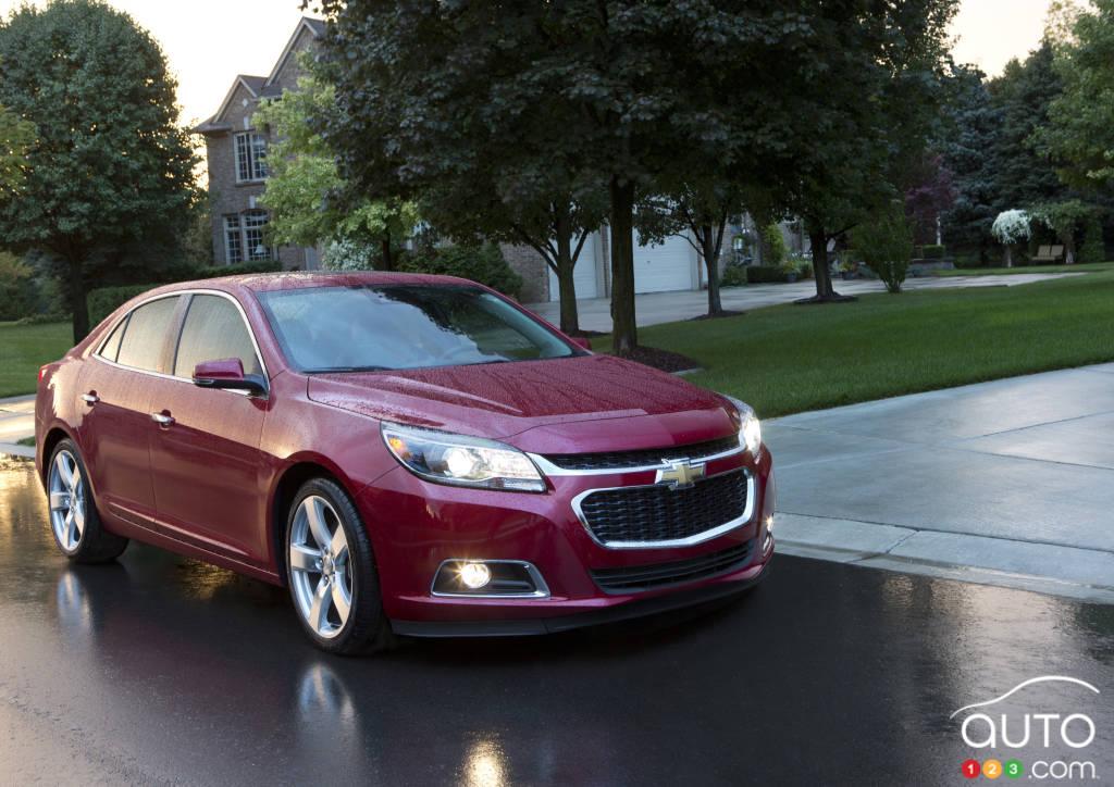 2015 Chevrolet Malibu Preview