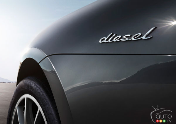 Porsche mulling diesel option for Macan in the U.S.