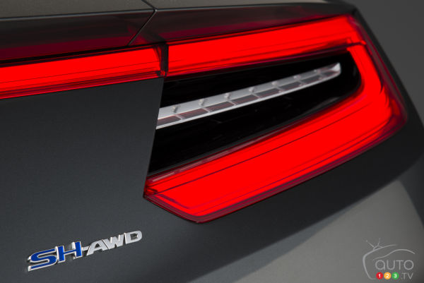 AWD may become standard on all Acura models