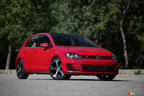 2015 Volkswagen GTI Review