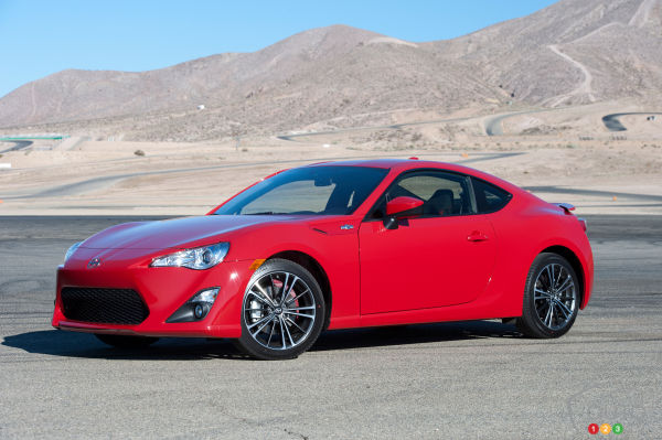Second-generation Scion FR-S reportedly in the works