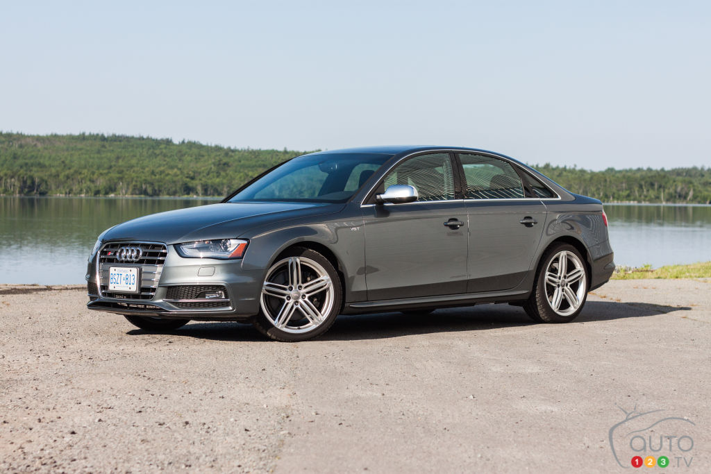 2014 Audi S4 Review