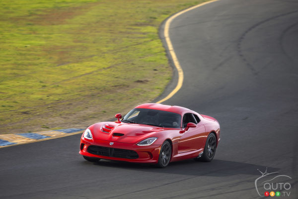 2015 Dodge Viper SRT First Impression