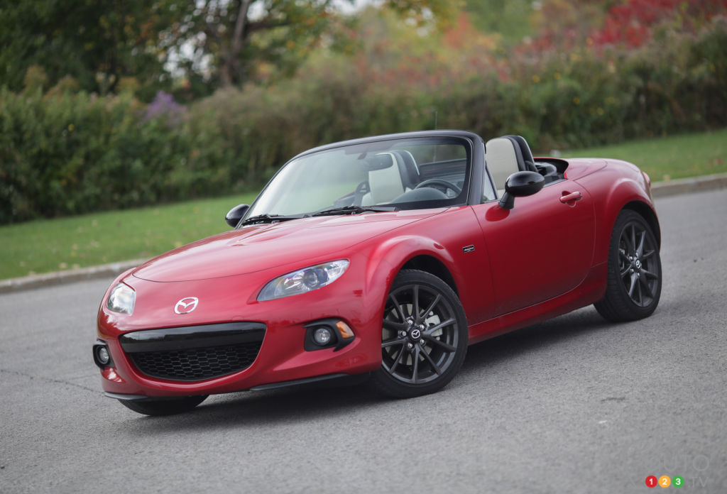 2015 Mazda MX-5 25th Anniversary Review