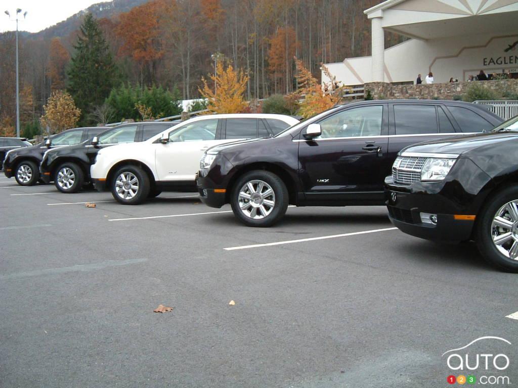 Un rappel pour 204 448 Ford Edge et Lincoln MKX
