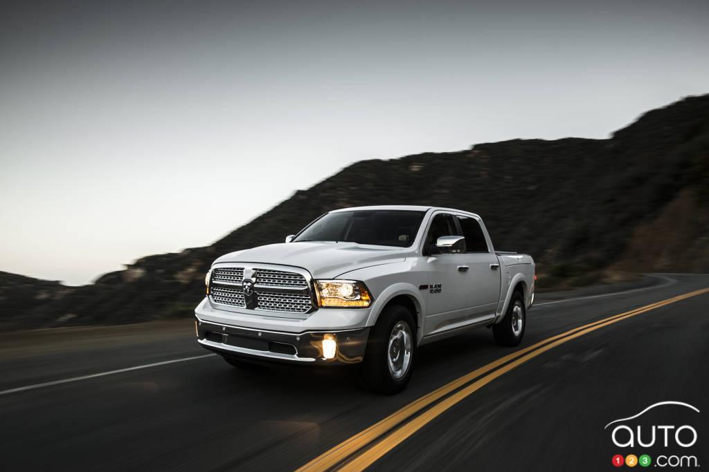 Chrysler : plus de 566 000 véhicules rappelés