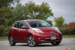2015 Nissan LEAF SL Review