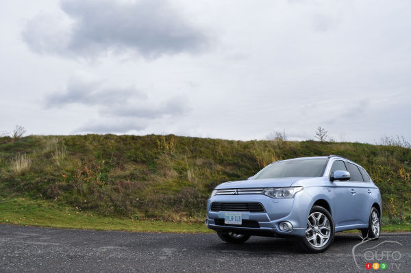 Mitsubishi Outlander PHEV First Impression